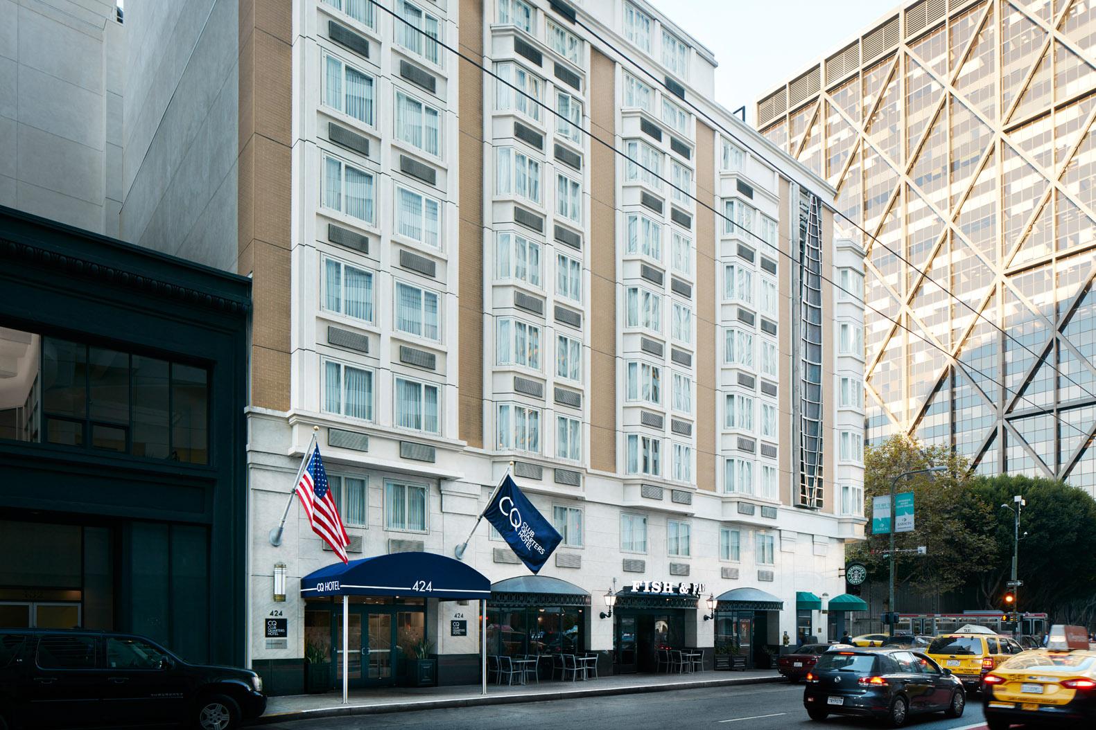 Grand Central Club Quarters Hotel San Francisco
